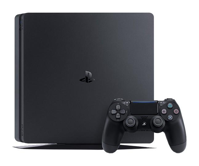 Игровая приставка Sony PlayStation 4 Slim (ПО 6.72)
